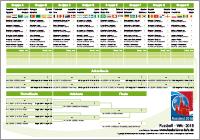 Fußball WM 2018 » WM Spielplan zum Ausdrucken & Ausfüllen | PDF