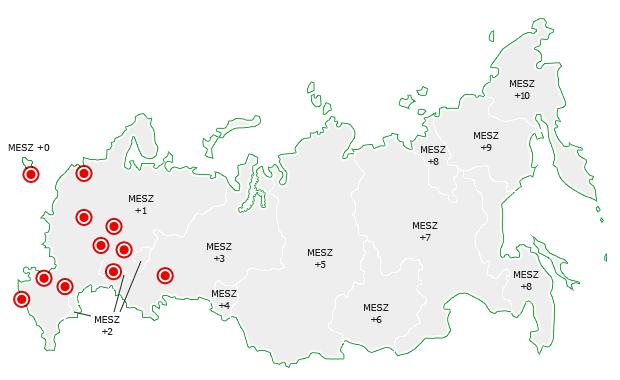 Russland Wm Spielorte